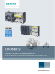 Siemens SINAMICS G120D Operating Instructions Manual