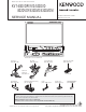 Kenwood KVT-512DVD Service Manual