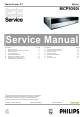 Philips MCP9360i Service Manual
