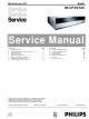Philips Showline MCP9350I Service Manual