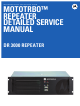 Motorola DR 3000 Detailed Service Manual