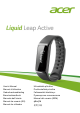 Acer LIQUID LEAP ACTIVE User Manual