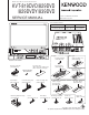 Kenwood KVT-819DVD Service Manual