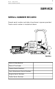 ditch witch ht25 manuals rh manualslib com Charles Machine Works Ditch Witch Walk Behind Ditch Witch RT40
