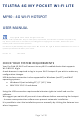 Zte Telstra MF90 User Manual