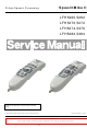 Philips SpeechMike II LFH5260 Service Manual