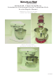 KitchenAid K45SS - Classic - Stand Mixer Service & Repair Manual