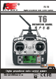 Fly Sky FS-T6 Instruction Manual