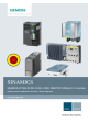 Siemens SINAMICS G110M Function Manual