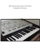 Korg LED slider Installation Manual
