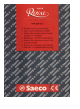 Saeco ROYAL DIGITAL SUP015 User's And Maintenance Booklet
