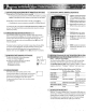 Texas Instruments TI-84 Plus Silver Edition Manual