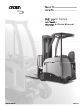 crown shr 5500 parts manual