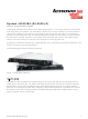 Lenovo System x3530 M4 Product Manual
