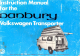 volkswagen Transporter Danbury Instruction Manual