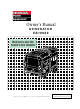 Honda EB10000 Owner's Manual