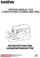 Brother Pe770 Manual Download