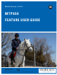 Motorola MTP850 Feature User Manual