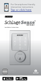Schlage keep it keyless manual