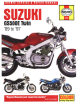 Suzuki GS500E Service And Repair Manual