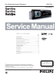 Philips CE120X/78 Service Manual