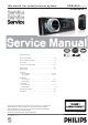 Philips CEM5000/00 Service Manual
