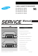 Samsung SV-201X Service Manual
