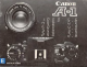 Canon A-1 Instructions Manual