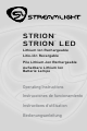 StreamLight STRION Operating Instructions Manual