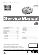 Philips AZ1018 Service Manual