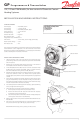 Danfoss 102 Installation And Wiring Instructions