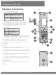 Panasonic TGP-600 Quick Reference Manual