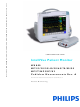 Philips IntelliVue MX800 IntelliVue MP2 Configuration Manual