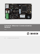 bosch B426 Installation And Operation Manual