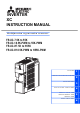 Mitsubishi Electric FR-XC-15K Instruction Manual