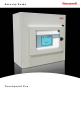 Honeywell Touchpoint Pro Security Manual