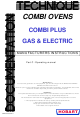 Hobart COMBI PLUS Operating Manual