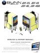 bunn jdf 4s service manual