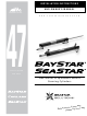 Seastar Solutions HC5370-3 Installation Instructions Manual