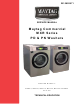 Maytag PD Service Manual