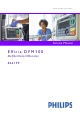 Philips Efficia DFM100 Service Manual