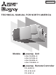 Mitsubishi Electric Lossnay series Technical Manual