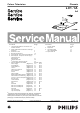 Philips L01.1A Service Manual
