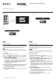 Sony HT-NT3 Quick Start Manual
