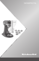 KitchenAid 5KSMPEXTA User Manual