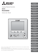 Mitsubishi Electric PZ-61DR-E Instruction Book