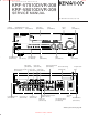 Kenwood VR-208 Service Manual