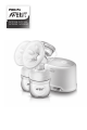 Philips AVENT SCF334 Manual