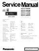 Panasonic CQ-C1110AN Service Manual