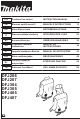 Makita DFJ206 Instruction Manual